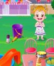 play Baby Hazel Backyard Party