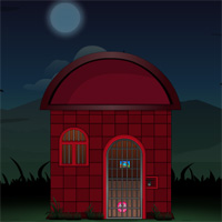 play Halloween Candy Escape