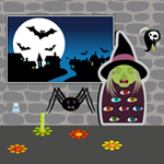 play Wow Witch Room Escape