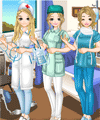 play Doctors And Nurses Dress Up