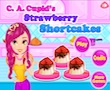 CA Cupids Strawberry Shortcakes