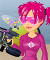 play Paintball Smash Dress Up