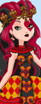 play Ever After High Lizzie Hearts Dress Up
