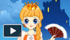 play Princess Cocktail Party Dress Up