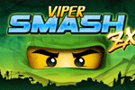 play Ninjago Viper Smash Zx