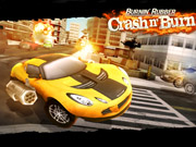 play Burnin' Rubber: Crash N' Burn
