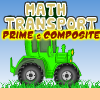 play Math Transport Prime & Composite