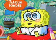play Care Baby Spongebob