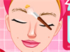 play Princess Barbie Facial Makeover
