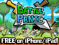 Battle Panic Mobile game