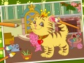 play Happy Cat Coloring