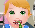 play Baby Juliet At The Dentist