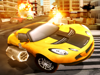 play Burnin' Rubber: Crash 'N Burn