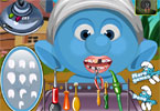 play Baby Smurf Perfect Teeth