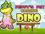 play Peppy'S Pet Caring Dino