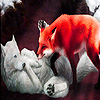 play Snow Animals In The Woods Puzzle