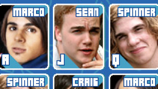 Degrassi Game: Degrassi Shuffle game