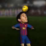 play Messi Play Basketball
