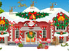 Christmas House Decoration Free Online Games