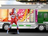 play Ultraman Kick Truck