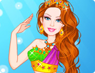 play Barbie Mermaid Princess