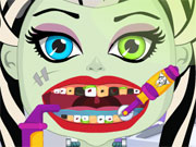 play Baby Monster Tooth Problems