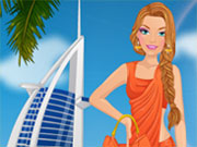 play Barbie Visits Dubai
