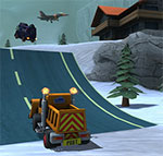 play Crash Drive 2: Christmas
