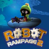play Robot Rampage 2