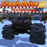 play Crash Drive 2 Christmas!