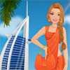 play Girl Visits Dubai
