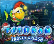 play Fishdom - Frosty Splash™
