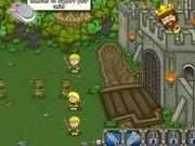 play Knights Vs. Zombies
