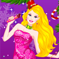 play Barbie'S Perfect Christmas