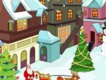 play Santa Christmas Gifts Escape 5