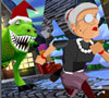 play Angry Gran Run: Christmas Village