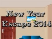 play New Year Escape 2014