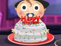 play Babys New Year Cake