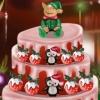 play Holidays Cake Decoration