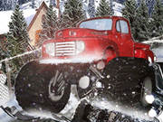 Heavy Wheels On Snow game