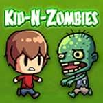 play Kid Vs Zombies