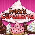 play Cupcakeria Papa