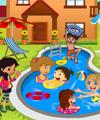 play Kids Swimming Pool Decor