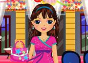play Dora Party Dress Up