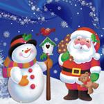 play Hidden Numbers Christmas