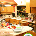 play Messy Kitchen-Hidden Objects
