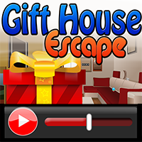 play Gift House Escape Walkthrough