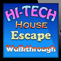 play Hi-Tech House Escape Walkthrough