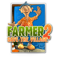 play Farmer 2 - Save The Village