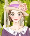 play Downton Abbey Anime Dress Up